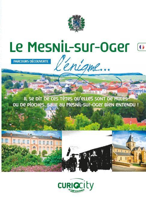 Enigme Curiocity Mesnil sur Oger