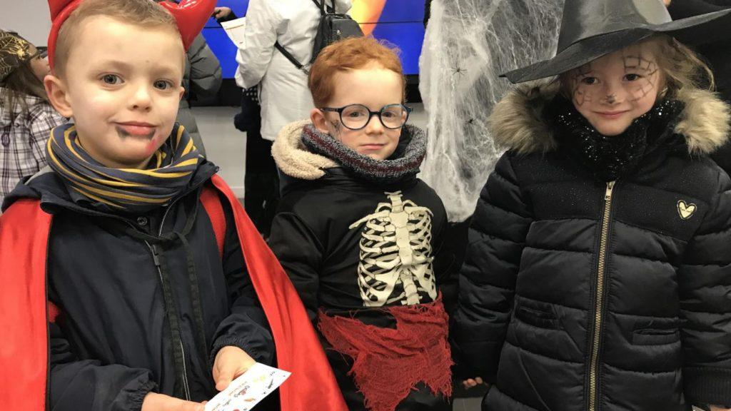 CAP Horreur Halloween _ @CAP Orientation