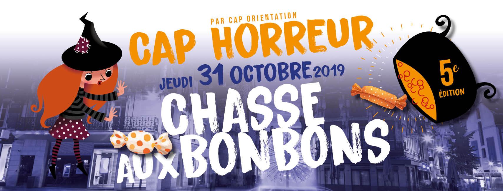 CAP Horreur Halloween 2019