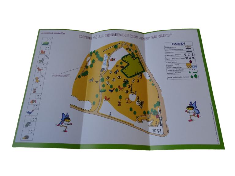 Parcours KLE'O vert