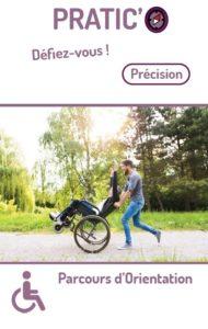 PRATIC'O violet personne a mobilité réduite