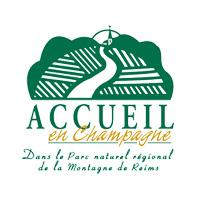 Logo Accueil en Champagne