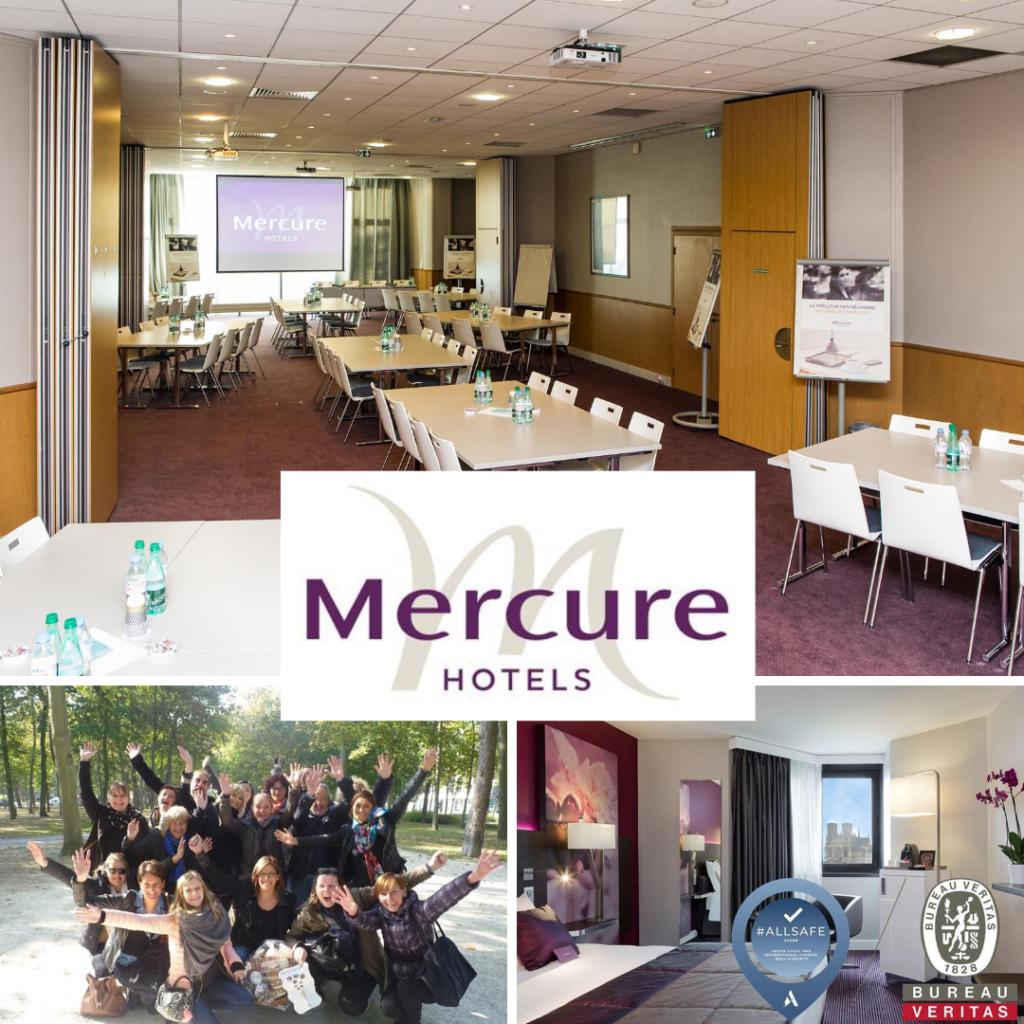 Visuel Hotel Mercure Reims Centre