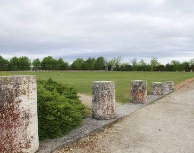 Curiocity Gisacum - Les thermes colonnes arcades