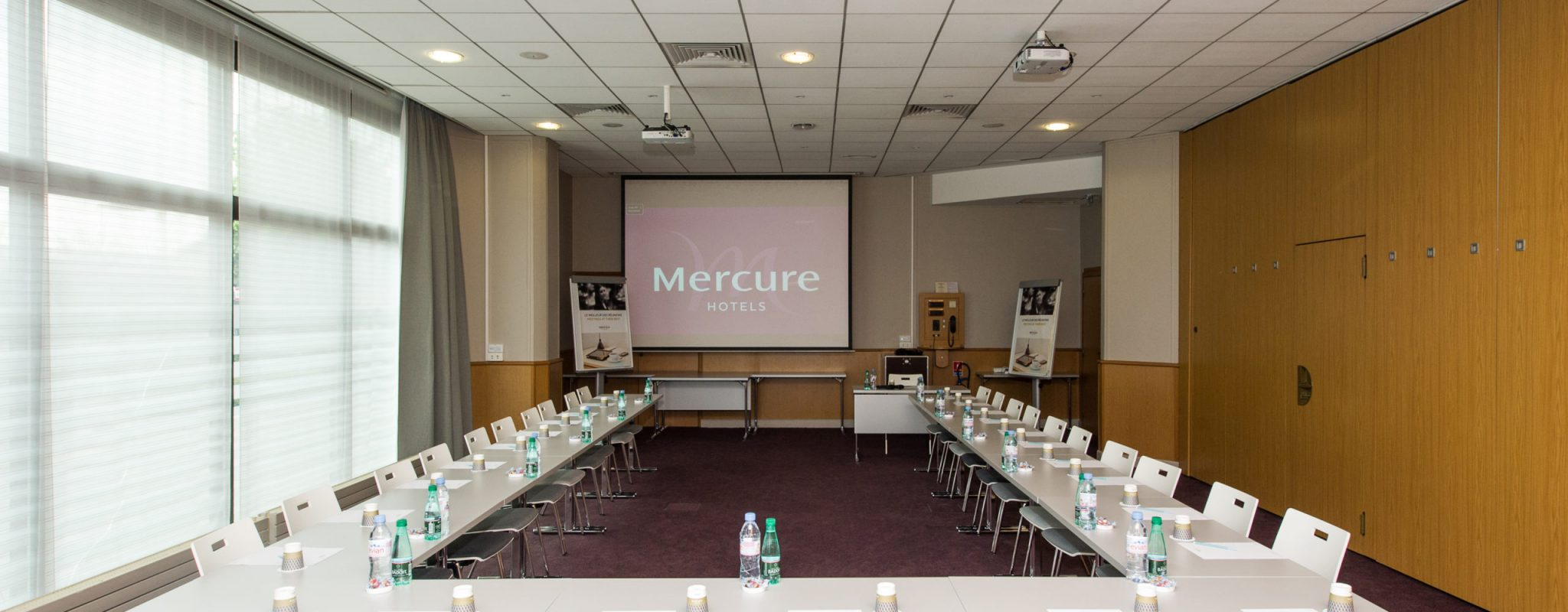 Hotel Mercure salon Louis XV