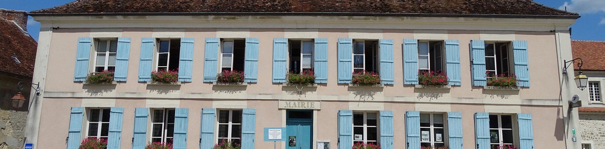 Mairie d'Orbais l'Abbaye