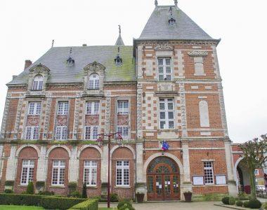 Mairie de Crèvecoeur le Grand